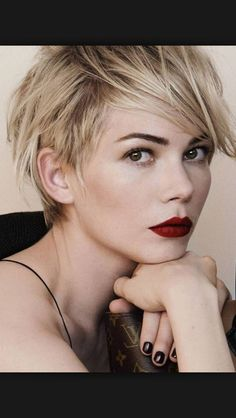 For anyone thinking of braving the pixie cut. This one is AMAZING!