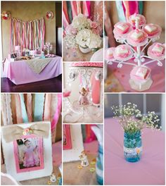 Cute as a Button First Birthday || Shabby Chic First Birthday » Lindsey Jost Photography