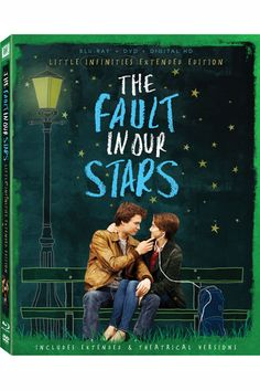 29 Super-Cool Gifts For Your Holiday Wish List!- The fault in our stars little infinities extended edition\