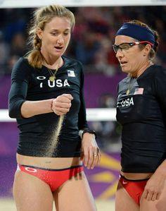 Misty May Treanor and Kerry Walsh 2012 Olympics #TeamUSA