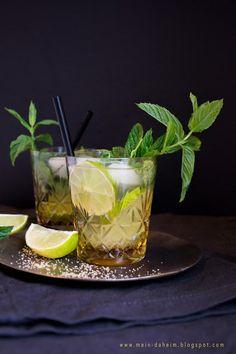 #Mojito #Cocktail #Rezept #Limette #Minze #Drink #Alkohol
