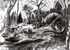 The Jurassic world