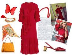 2015 Tesettür Kombinleri - Gucci Kırmızı Elbise http://www.yesiltopuklar.com/cocuklugunuza-geri-goturecek-5-kombin.html