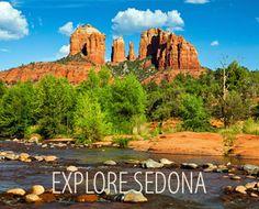 Explore Sedona - Sky Ranch Lodge - Sedona, Arizona