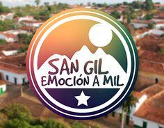 """Check out new work on my @Behance portfolio: """"Campaña - San Gil Emoción a Mil""""…"""