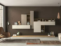 ENSEMBLE MURAL COMPOSABLE SLIM 104 | DALL'AGNESE