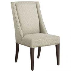 Pier 1 Imports Owen Wingback Dining Chair - Blue Greek Key.jpg