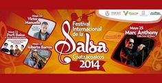 Festival Internacional de la Salsa Coatzacoalcos 2014