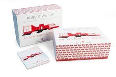 illy Art Collection - Robert Wilson on Behance