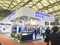 ZQ Machinery on the Chinaplas 2016. Exhibits:Blow Molding Machine,ZQ-Market leader in Blow molding machine Industry. ZQ Machinery is a professional Manufacturer and Supplier in China for Stretch Blow Molding Machine,Extrusion Blow Moulding Machine,Plastic Cap Compression molding machine,Plastic Injection Molding Machine,PET Preform Mold,Blowing Mould...