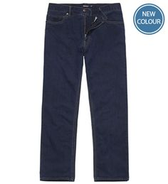Rohan Jeans Plus: Quick-drying and with travel-friendly hidden pockets.