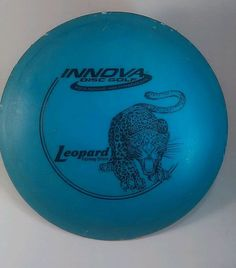 167g Innova Leapard Disc Golf Fairway Driver Rancho Cucamonga California US Blue #Innova