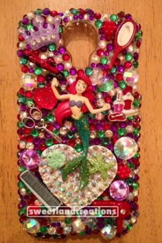 Ariel case to order please email me at sweetlandcreations@yahoo.com