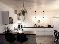 keittiö, talopaketit | Muurametalot Table, Furniture, Home Decor, Homemade Home Decor, Mesas, Home Furnishings, Desk, Decoration Home, Tabletop