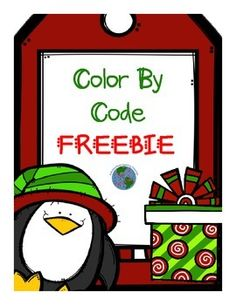 FREEBIE! Color by sight word