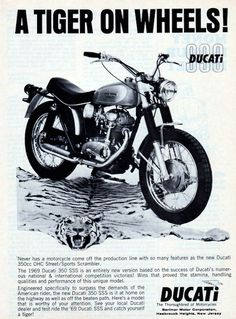 Visit the post for more. Motorcycle Posters, Cafe Racer Motorcycle, Motorcycle Clubs, Ducati Motorcycles, Ducati Scrambler, Ducati Models, New Ducati, Bmw R1200rt, American Motorcycles