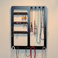 earring rack   Jewelry Holder  Jewelry Stand by LangtonStudio