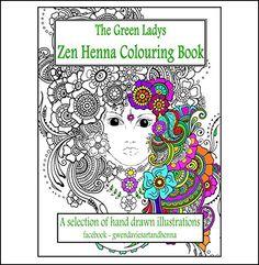 The Green Lady's Zen Henna Colouring Book by Gwen Davies http://www.amazon.com/dp/B014VCDM70/ref=cm_sw_r_pi_dp_E5ehwb04T4GT1