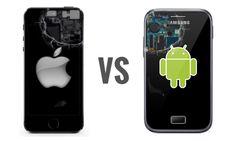 iOS pierde, Android castiga in cota de piata