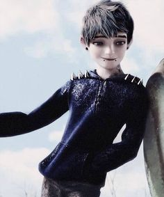 Mix of Nico De Angelo and Jack Frost? OMG OMG OMG!!!! <3 I might be in love!!!!