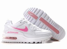 buy popular 4d882 02c7c Nike Air Max Ltd White-pink 316391 021 every girl needs a FABULOUS AIR MAX