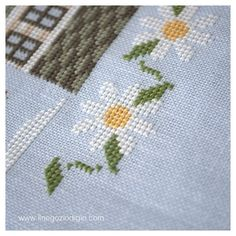 This Pin was discovered by sen How To Make Sigils, Cross Stitch Embroidery, Hand Embroidery, Stitch Cartoon, Cross Stitch Borders, Book Of Shadows, Needle And Thread, Diy And Crafts, Projects To Try
