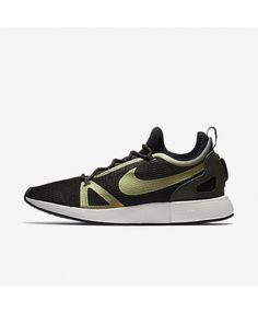 Nike Duel Racer Black Light Bone Pale Citron Sequoia 918228-012