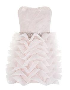 Lipsy London - Lipsy V I P Jewelled Structured Skirt Dress
