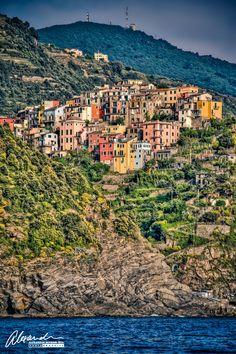 Corniglia, Cinque Terre , Province of La Spezia , Liguria region Italy