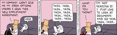 Dilbert Classics by Scott Adams for Thu 01 Apr 2021 #Dilbert #Comics Dilbert Comics, Scott Adams, Comic Strips, Classic, Derby, Comic Books, Classic Books, Comics
