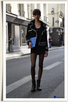 A_model_in_Chanel