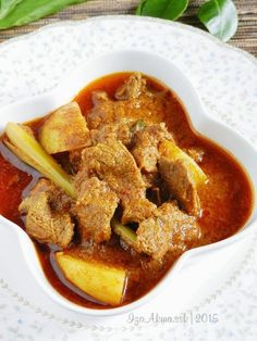 Gulai Nasi Dagang Ikan Tongkol Makanan Lautseafood Pinterest