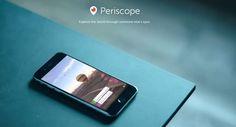 #Periscope Canlı Yayın Uygulaması – #iOS