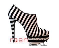 Zapato diseñado por Cristina Lobo Mas info en www.rashshopgrx.com. Compra directamente y desde aquí http://www.rashshopgrx.com/#!botines-altos/c1k1l
