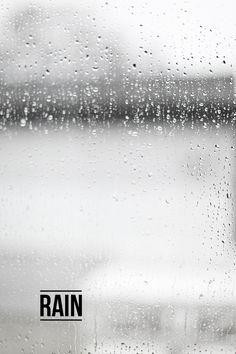 Rain - love it! I Love Rain, Make It Rain, No Rain, Rain Fall, Walking In The Rain, Singing In The Rain, Rain Gif, Rain And Thunderstorms, Smell Of Rain