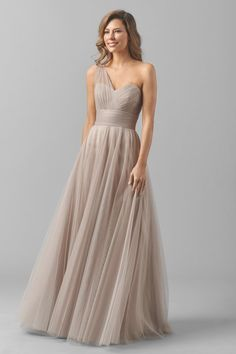 $252 (orig $280) at Bella Bridesmaids | Watters Maids Dress Emery
