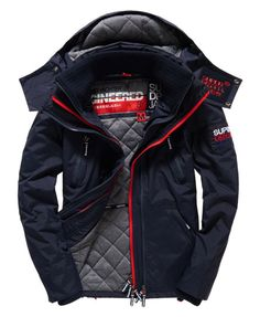 Superdry Cazadora con capucha Wind Yachter