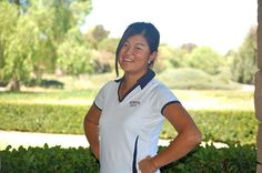 Congratulations to Sophomore Kate Cho, who was named Irvine Valley's female athlete of the year for 2012-2013! Cho finished as the runner-up at the state tournament at Temecula Creek last fall with a two-day total of 151 (75-76). She was also the medalist at the Orange Empire Conference Finals and is headed to Cal State Fullerton in the Fall! Congratulations on all your success Kate! Valley College, Cal State, Female Athletes, Athletics, Spotlight, Finals, Conference, Congratulations, Empire