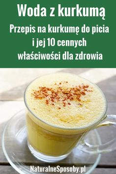 Food And Drink, Pudding, Drinks, Health, Desserts, Turmeric, Drinking, Beverages, Salud
