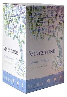 Vinestone Pinot Grigio: Vinestone is a boutique retailer of a unique selection of hand-crafted wines from around the world that believes in the relationship between grape vines, soil, air and the surrounding community. According to the winemaker, all of these elements influence wines and make them special and sustainable.