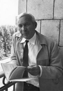 Andrey Nikolaevich Kolmogorov was a 20th-century Soviet mathematician who made significant contributions to the mathematics of probability theory, topology, intuitionistic logic, turbulence, classical mechanics, algorithmic information theory and computational complexity.