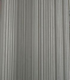 Silver and Grey Irridescent Small Stripes | Glitter