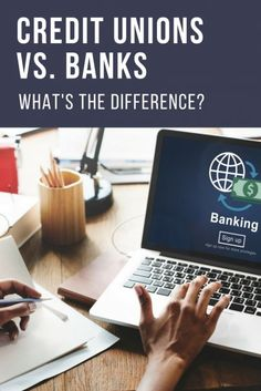 Credit Unions vs. Banks: What's the Difference? | Best Personal Finance Advice | Top Banking Tips