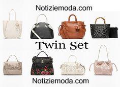 Borse Twin Set primavera estate 2015 moda donna
