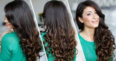 Ironing your hair to get those sexy curls frequently will make them dull and rough with split ends. Follow these simple steps and get sexy heatless curls.