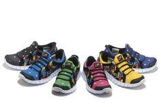 Nike Free Powerlines Colors Pack