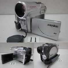 HITACHI  DZ-GX3200  ※ディスクを正常に認識できません。 CANON  DM-FV M30  ※撮影した映像が正常に再生されません。 CANON  DM-FV M100  ※カセットを入れると電源が落ちる事があります。