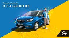 Opel Crossland X on Behance - My Design Ideas 2019 Ads Creative, Creative Posters, Creative Advertising, Website Design Layout, Website Design Inspiration, Food Graphic Design, Ad Design, Car Advertising, Advertising Design