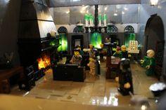 レゴブロックでホグワーツを完全再現、名場面も登場する「Lego Hogwarts」 - GIGAZINE
