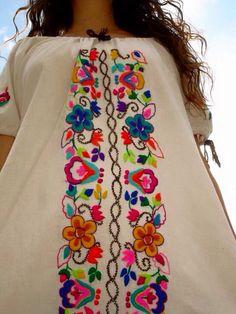 Vestido mexicano